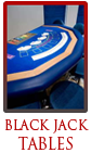 Buy Black JackTables | MCN Casino Equipment | Casino Table Hire and Sales, North West