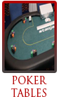Buy Poker Tables | MCN Casino Equipment | Casino Table Hire and Sales, North West