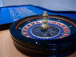 Quality Bespoke Roulette Table